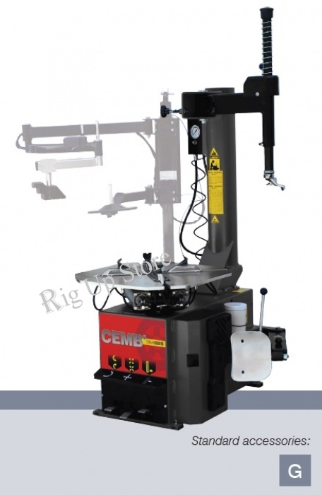Swing Arm Car/SUV Tire Changer + Press Arm