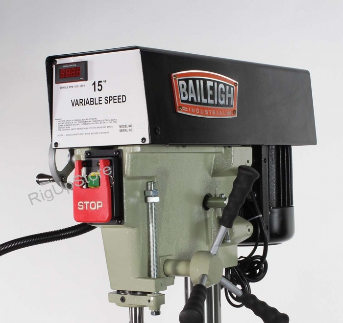 15 Inch Drill Press DP-15VSF
