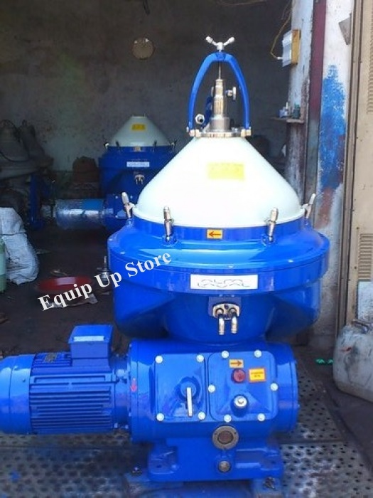 Reconditioned Alfa Laval oil purifier for HFO, Waste oil