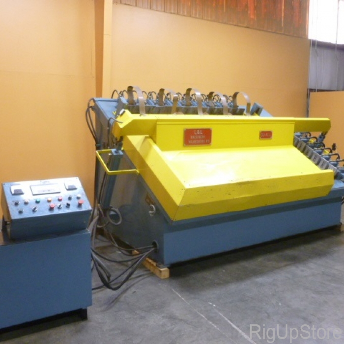 FREQUENCY GLUE PRESS