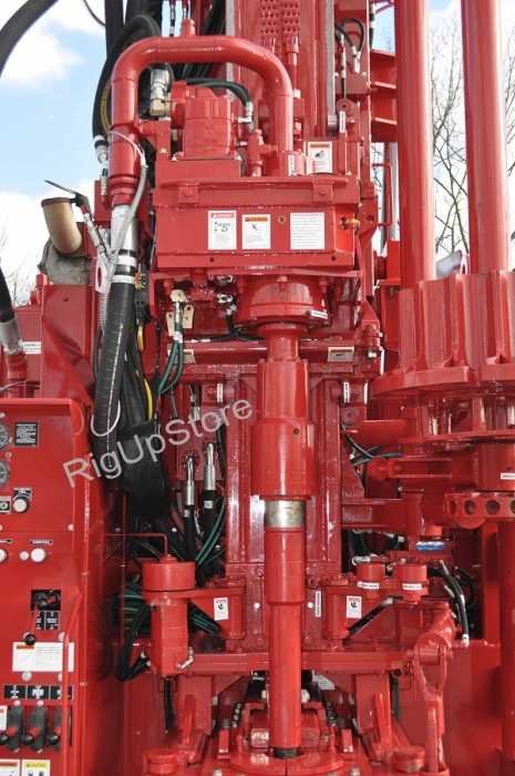 Drilling Water Well Rig