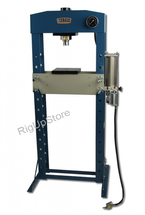 Air/Hand Operated H-Frame Shop Press
