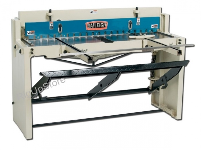 Foot Stomp Shear