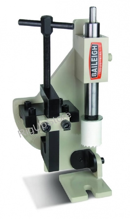 Hole Saw Tube Notcher