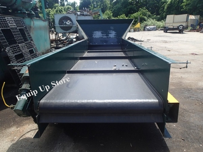 Incline Feed Conveyor