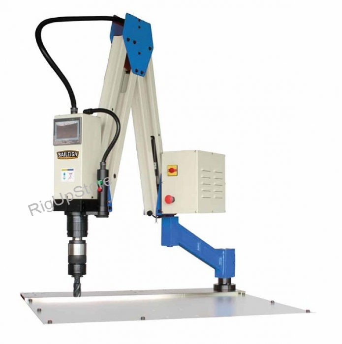 Electronically Controlled Pneumatic Tapping Arm