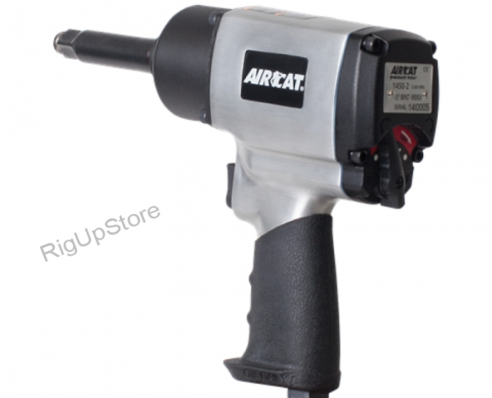AirCat Air Impact Wrench — 1/2in. Drive, 800 Ft.-Lbs. Torque, 8 CFM, Model# 1450