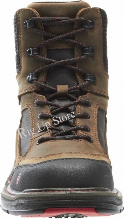 21b6cdd4d26 Wolverine Overman 8 Inch Composite Toe Waterproof Work Boot