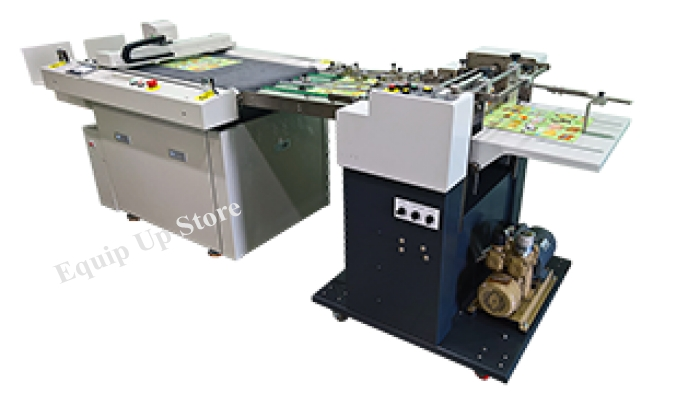 Digital die cut machine