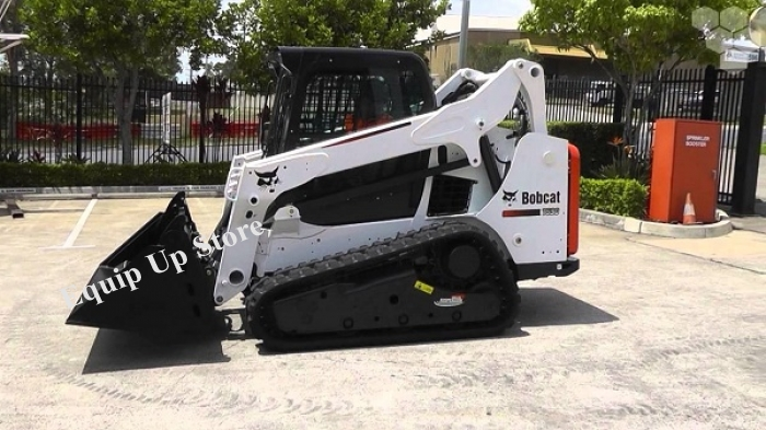 Bobcat T590 Track Loader, 2,100 Lbs Rated Operating Capacity