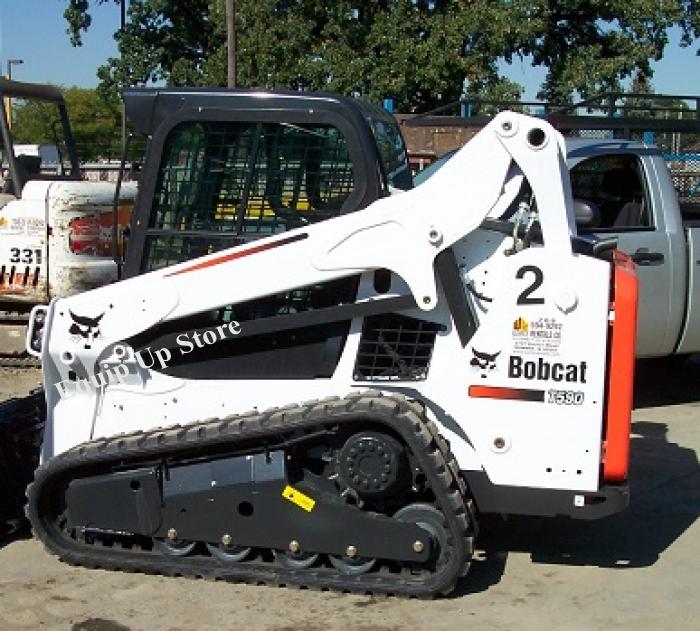 Bobcat T590 Track Loader, 2,100 Lbs Rated Operating Capacity
